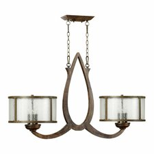 Telluride 6 Light Kitchen Pendant Light