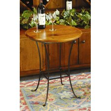 Barrel Head Dining Table