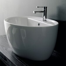 <strong>Scarabeo by Nameeks</strong> Above Counter Single Hole Bathroom Sink