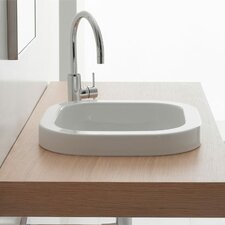 <strong>Scarabeo by Nameeks</strong> Next Built-In Bathroom Sink