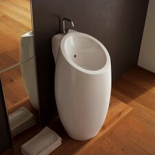 <strong>Scarabeo by Nameeks</strong> Planet Floor Mounted Bathroom Sink