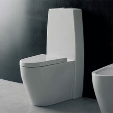 <strong>Scarabeo by Nameeks</strong> Tizi Elongated 2 Piece Toilet