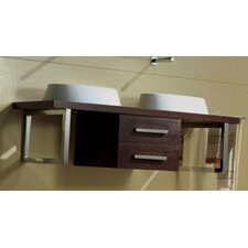 "<strong>Scarabeo by Nameeks</strong> Brio 47"" Wood Console Top"