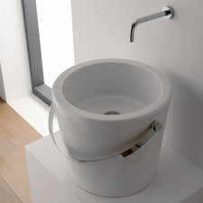 <strong>Scarabeo by Nameeks</strong> Bucket Bathroom Sink