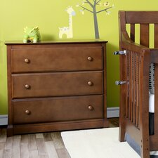 Darby 3 Drawer Dresser