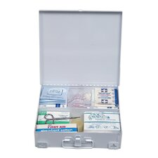 50 Person Metal First Aid Kit