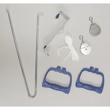 <strong>Briggs Healthcare</strong> Exercise Pulley Set - Over The Door