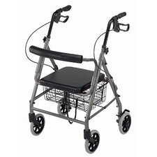 Ultra Lightweight Hemi Rolling Walker