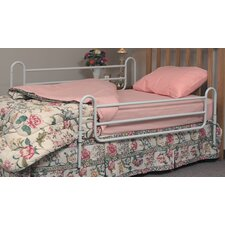 Steel Home Style Bed Rails For Twin Bed
