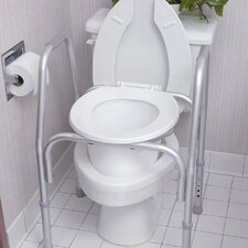 3-in-1 All Purpose Commode