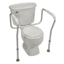 Health Smart Toilet Safety Frame