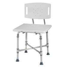 Health Smart Bariatric Bath Seat with Backrest