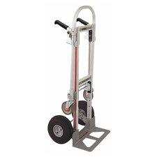 Gemini Convertible Hand Truck with Optional Accessories