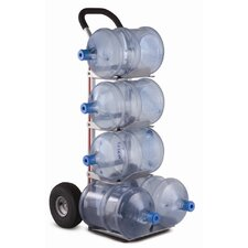 Bottled Water Truck with Trays
