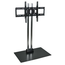 "<strong>H. Wilson Company</strong> 44"" Flat Panel Display Mount in Chrome (For Screens 32"" - 60"" )"