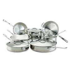 Copper Core 14 Piece Cookware Set