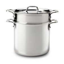 <strong>All-Clad</strong> Stainless Steel 7-qt. Multi-Pot