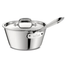 Stainless Steel 1.5-qt. Saucepan with Lid