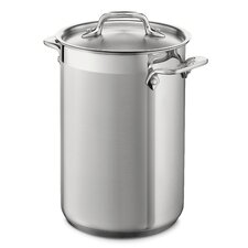 <strong>All-Clad</strong> Stainless Steel 3.75-qt. Asparagus Pot with Insert