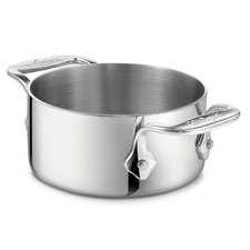 Stainless Steel Soup Ramekin (Set of 2)