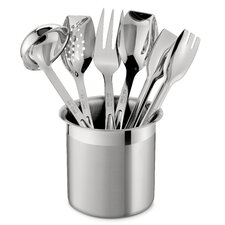 <strong>All-Clad</strong> 6-Piece Cook Serve Tool Set