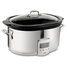 6.5-qt. Slow Cooker with Ceramic Insert