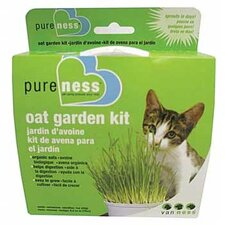 Oat Garden Kit for Cat