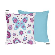 Spring Garden Decorative Pillow