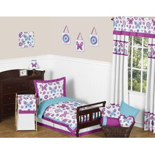 <strong>Sweet Jojo Designs</strong> Spring Garden 5 Piece Toddler Bedding Set