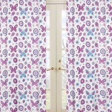 <strong>Sweet Jojo Designs</strong> Spring Garden Window Treatment Collection