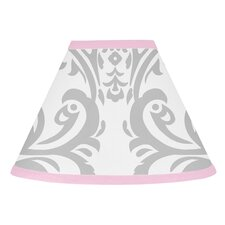 Pink and Gray Elizabeth Lamp Shade