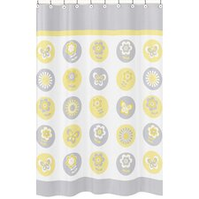 Mod Garden Shower Curtain