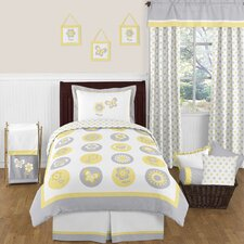 <strong>Sweet Jojo Designs</strong> Mod Garden Bedding Collection