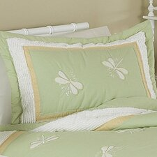 Dragonfly Dreams Pillow Sham