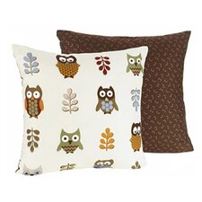 Night Owl Decorative Pillow