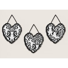 3 Piece Isabella Wall Hanging Set