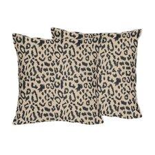 Animal Safari Accent Pillow (Set of 2)