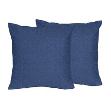 Cowgirl and Wild West Decorative Accent Pillow (Set of 2)