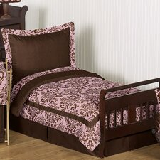 Nicole 5 Piece Toddler Bedding Set