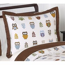 Night Owl Pillow Sham