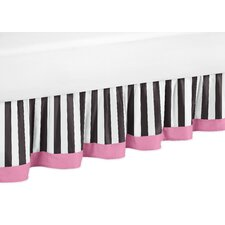 Paris Toddler Bed Skirt