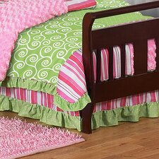 Olivia Toddler Bed Skirt