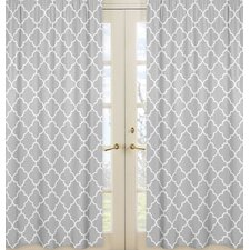 Trellis Window Panels (Set of 2)