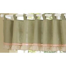 <strong>Sweet Jojo Designs</strong> Annabel Cotton Curtain Valance