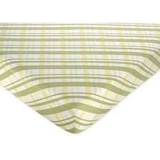 <strong>Sweet Jojo Designs</strong> Leap Frog Fitted Crib Sheet