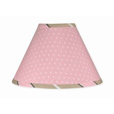<strong>Sweet Jojo Designs</strong> Mod Dots Pink Collection Lamp Shade