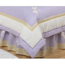 Dragonfly Dreams Toddler Bed Skirt