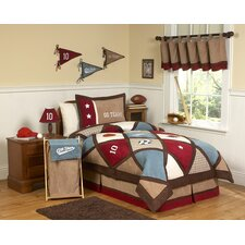 <strong>Sweet Jojo Designs</strong> All Star Sports Kid Bedding Collection