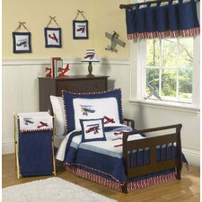 Vintage Aviator Toddler Bedding Collection