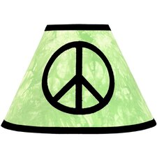 <strong>Sweet Jojo Designs</strong> Peace Green Collection Lamp Shade